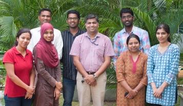 2015 Lab Team