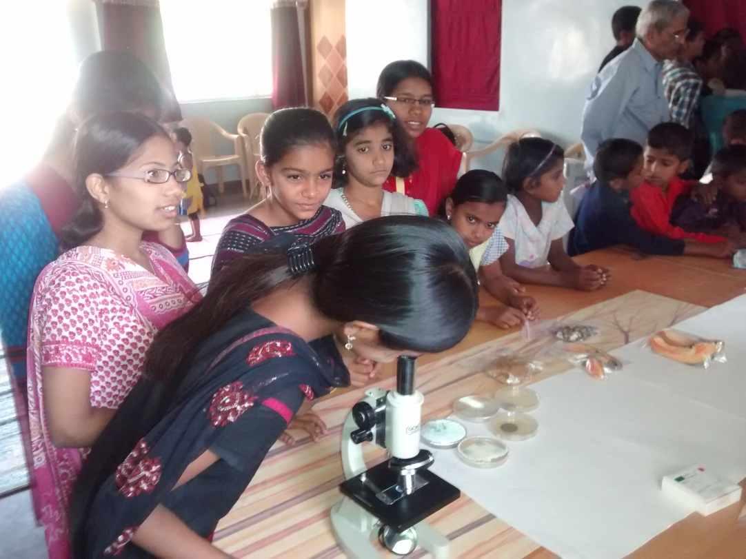 2015 Science Outreach for Kids Orphanage