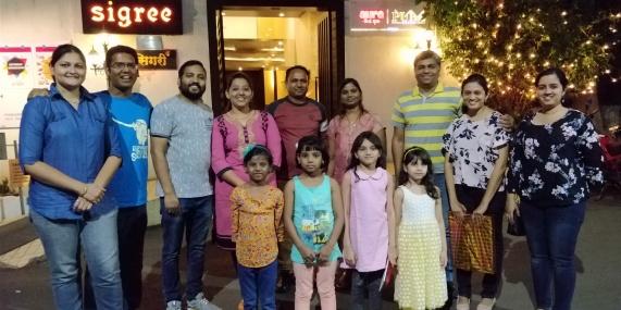2018 Lab Family Dinner