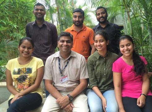 2016 Lab Team