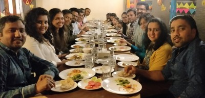 2019 Lab Family Dinner